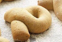 Biscoitos/bolachas / Biscoitos e bolachas caseiras, irresistíveis para fazer em casa / by Elsa Pedrosa