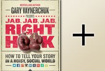 Jab jab jab Right Hook / by Gary Vaynerchuk