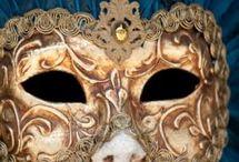 I Love Masks / by Marianne Eberle