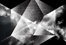 Sacred Geometry / Out of chaos comes order / by Liezl Leach