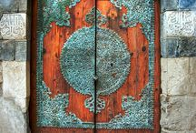 Doors and Porticos / by blue delph