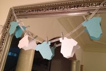 Baby Shower Ideas / by Krista Moody