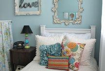 Bedroom ideas / by Dani Hoke