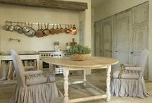 kitchens / by Penelope Bianchi