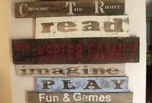 Family Motto / by Holly Orgill