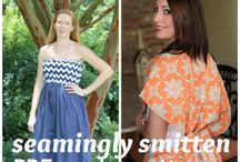 My recommendations / by Deby at So Sew Easy
