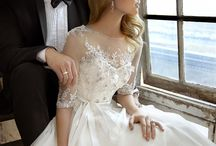 Wedding Dresses / by Mallory Purkis