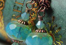 handmade jewelry / handmade jewelry / by Helen Poddubnaya
