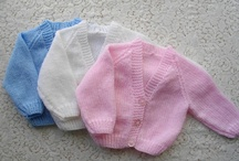 My Patterns / These are just a few of my own design knitting patterns! / by DollieBabies Knits For Newborns