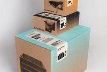 Design - Visual identiy & Packaging / by Esben Hindhede