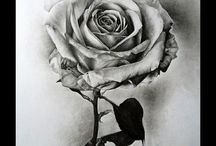 21.   Pencil sketches / by Lois White