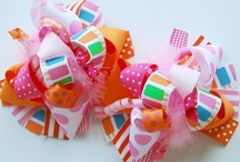 Bows & Flowers  (crafts) / by Susan Day