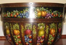 Decorative Painting / by Pampered Palette