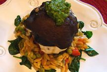 Vegetarian Recipes We Love / by Matt and Shari