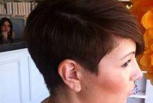 short hair / by Cielo Bernate