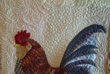 Quilting / by Vicki Larmour
