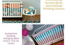 nursery design / by Adina Bb