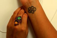 Tattoos... <3 / by Samantha Flores