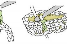 crochet technique / by Gaétane Michaud