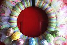 Wreaths / Wreath ideas / by Lauren West