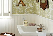 Old Homes Decor / by Kaleigh Lumpkins