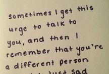Words / by Tasha