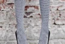 Literary Fashion / by Julie Hildebrand