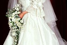 princess diana's wedding dress / by Sadie Salmons