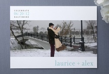 Wedding - Save the Dates / by Stella