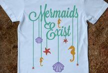 Mermaids / by Kathleen Werblow