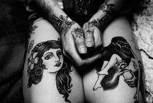 TATTOOS / by Amanda Preston