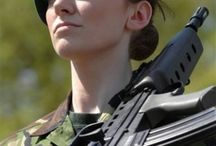 Military Women / by Alexandra Langley