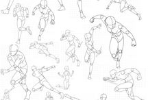 Action Pose / by Yi-Ru Wu