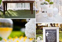 Wedding Inspiration / All weddings, all the time! / by Amanda Mera