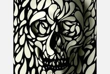 Skulls / by Leiko Feltenberger