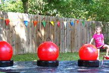 backyard fun! / by Renee Carr-Howe