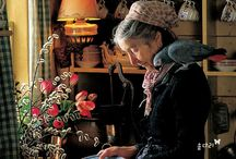 Tasha Tudor / by Julie Futch