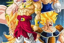 Broly / by Justin Griffin
