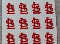 Go Cards! / St Louis Cardinals / by Crissy Gamlin Groppe