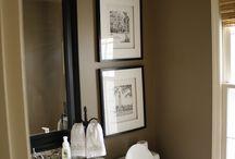 bathroom / by Kristin Roy