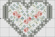 Stitching. -  Hardanger / by Lorraine Somcher