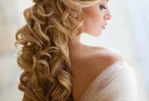 wedding hair / by Crystal Campbell