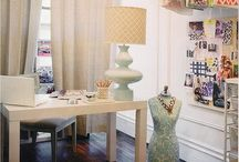 Home Office / by Cathie Moros