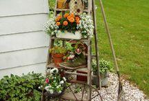 for the garden / by Debra Thomas