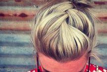 hair / by Deborah Fountain-Yates