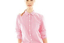 gingham / check 1 2  / by eileensideways