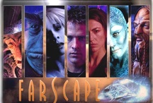Farscape / One of the best original series the Sci Fi channel ever produced. / by Jean Houck
