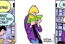 comics / by Jackie O'Toole