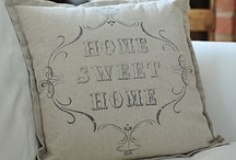 Home Sweet Home / by Heather Blondie♔