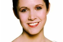 My first crush....Leia! / by Eric Graham